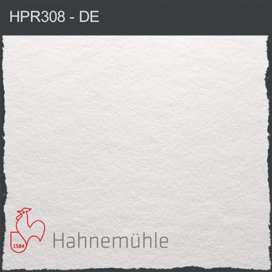 Hahnemühle Photorag - deckle edges