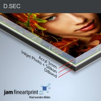 D.SEC - Fine Art Acryl