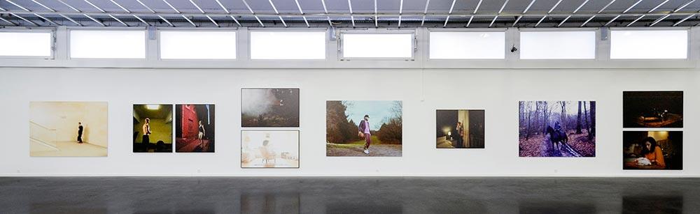 Moradi Ausstellung