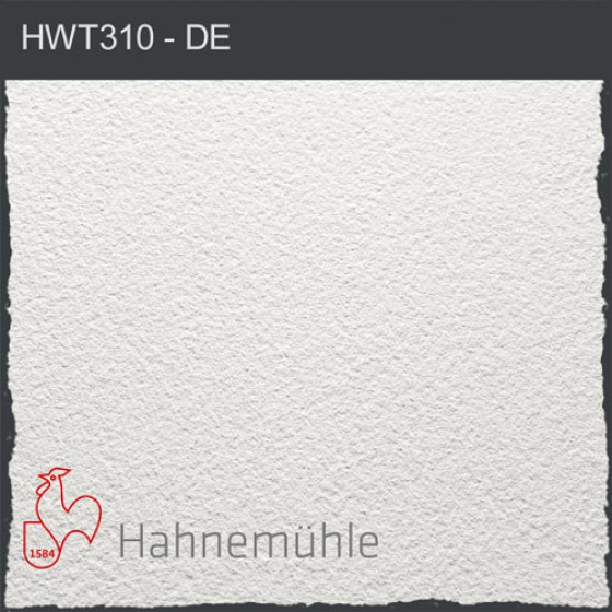 Hahnemühle William Turne - deckle edges